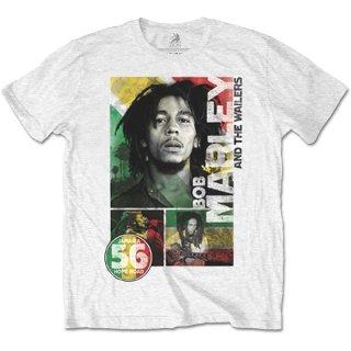 BOB MARLEY 56 Hope Road Rasta, Tシャツ