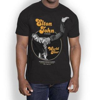 ELTON JOHN Piano Handstand, Tシャツ