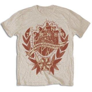 FRANK TURNER Tape Deck Heart, Tシャツ