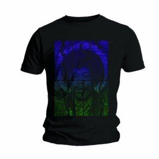 JIMI HENDRIX Swirly Text, Tシャツ
