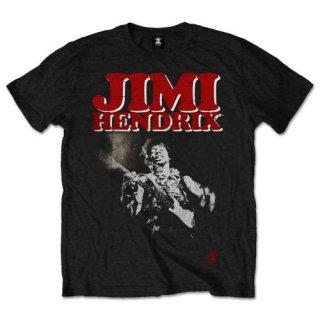 JIMI HENDRIX Block Logo, Tシャツ