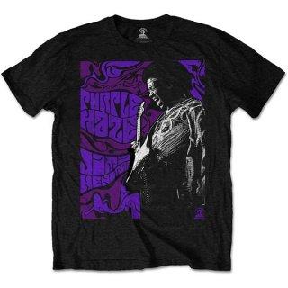 JIMI HENDRIX Purple Haze, Tシャツ