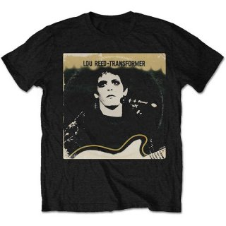LOU REED Transformer Vintage Cover, Tシャツ