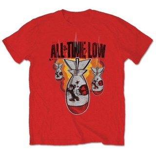 ALL TIME LOW Da Bomb, Tシャツ