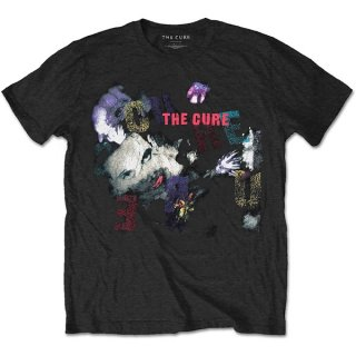 THE CURE The Prayer Tour 1989 (Back Print), Tシャツ