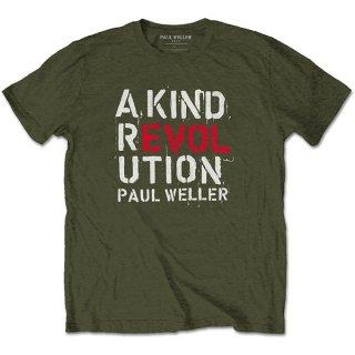 PAUL WELLER A Kind Revolution, Tシャツ
