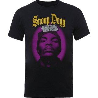 SNOOP DOGG Beware of the Dog, Tシャツ