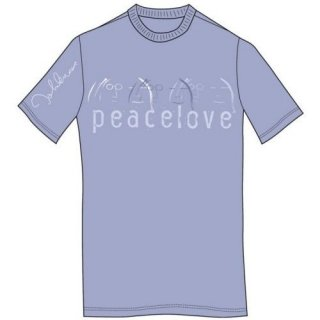 JOHN LENNON Peace & Love, Tシャツ