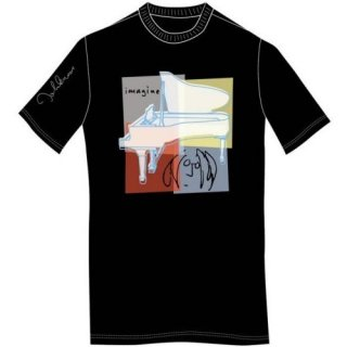 JOHN LENNON Imagine with Piano, Tシャツ