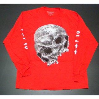 YOUNG THUG Thugger Skull, ロングTシャツ