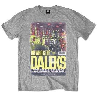 DOCTOR WHO Daleks, Tシャツ