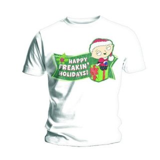 FAMILY GUY Freakin Holidays, Tシャツ