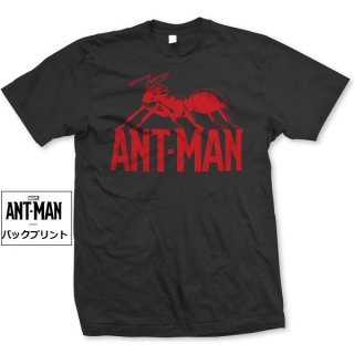 MARVEL COMICS Ant Man Logo, Tシャツ