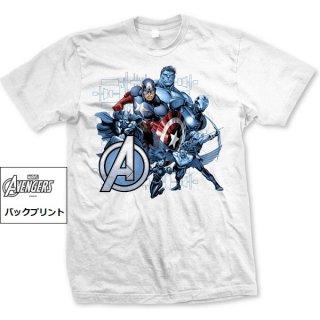 MARVEL COMICS Group Assemble, Tシャツ