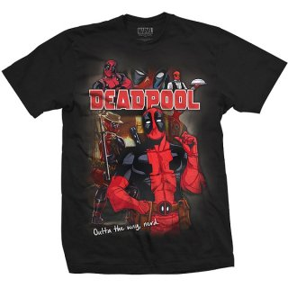 MARVEL COMICS Deadpool Homage, Tシャツ
