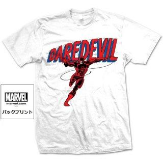 MARVEL COMICS Dare-Devil Logo, Tシャツ