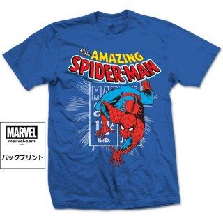 MARVEL COMICS Spidey Stamp, Tシャツ