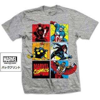 MARVEL COMICS Marvel Montage, Tシャツ