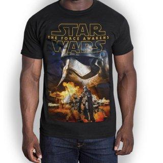 STAR WARS Episode VII Phasma & Troopers, Tシャツ