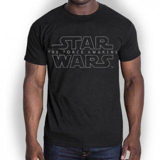 STAR WARS Force Awakens Logo, Tシャツ