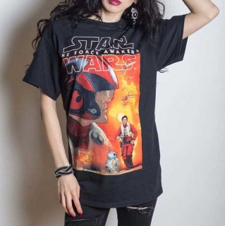 STAR WARS Dameron Composition, Tシャツ