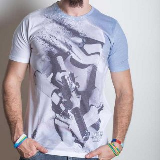STAR WARS Storm Trooper with Sublimation Printing, Tシャツ