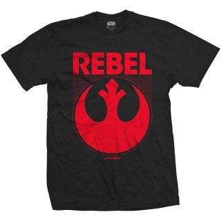 STAR WARS Episode VII Rebel, Tシャツ