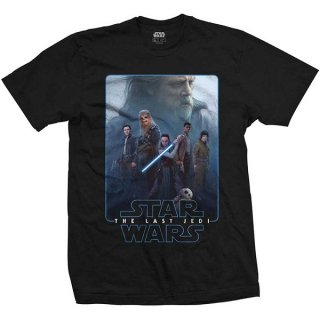 STAR WARS Episode VIII The Force Composite, Tシャツ