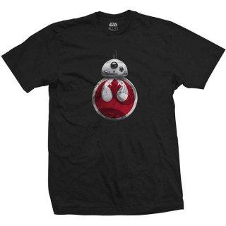 STAR WARS Episode VIII BB-8 Resistance, Tシャツ