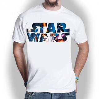 STAR WARS Space Montage 3., Tシャツ