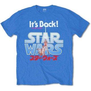 STAR WARS It's Back! Japanese, Tシャツ