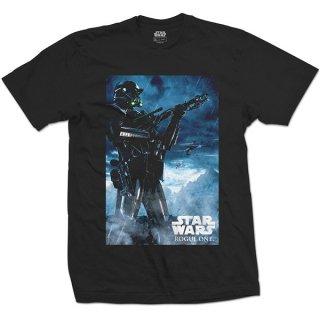 STAR WARS Rogue One Death Trooper, Tシャツ