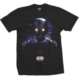 STAR WARS Rogue One K-2SO Prime Force 01, Tシャツ
