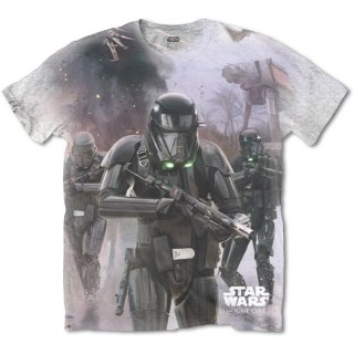 STAR WARS Rogue One Death Trooper with Sublimation Printing, Tシャツ