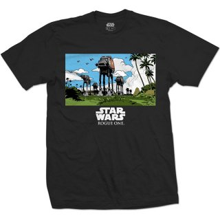 STAR WARS Rogue One AT-AT March, Tシャツ
