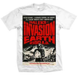 STUDIOCANAL Daleks Invasion Earth, Tシャツ