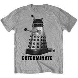 STUDIOCANAL Dr Who Exterminate, Tシャツ