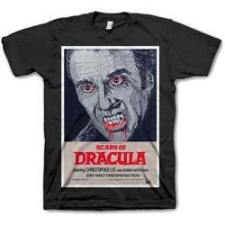 STUDIOCANAL Scars of Dracula, Tシャツ