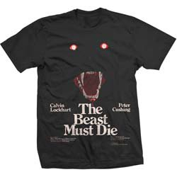 STUDIOCANAL The Beast Must Die, Tシャツ