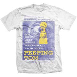 STUDIOCANAL Peeping Tom, Tシャツ