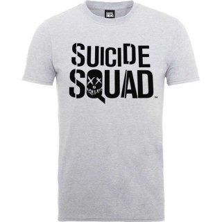 DC COMICS Suicide Squad Logo, Tシャツ