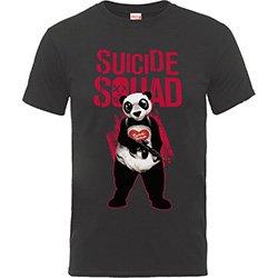 DC COMICS Suicide Squad Panda Squad, Tシャツ
