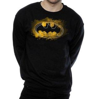 DC COMICS Batman Spray Logo (Small), スウェットシャツ