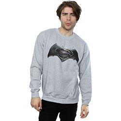 DC COMICS Batman v Superman Logo, スウェットシャツ