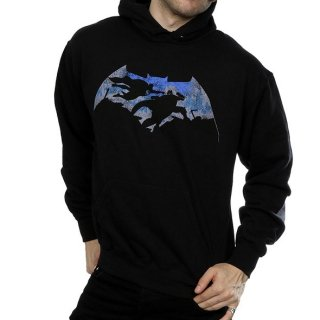 DC COMICS Batman v Superman Silhouette, パーカー