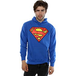 DC COMICS Superman Logo, パーカー