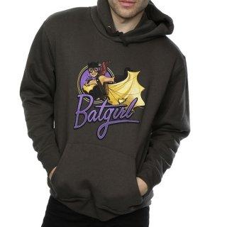 DC COMICS Bombshells Batgirl Badge Chgrey, パーカー
