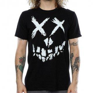 DC COMICS Suicide Squad Skull Face, Tシャツ