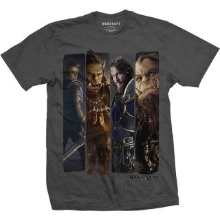WORLD OF WARCRAFT Character Slice, Tシャツ