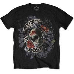 GUNS N' ROSES Firepower, Tシャツ